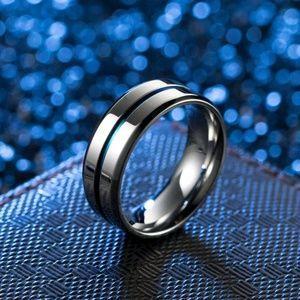 Cool Men&Women Stainless Steel band ring